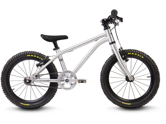 "Early Rider Belter Trail 16"" Kinderrad brushed aluminum"